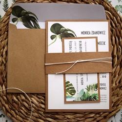 Botaniczne zaproszenie
